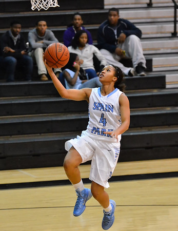 SP Girls Basketball 2013-14