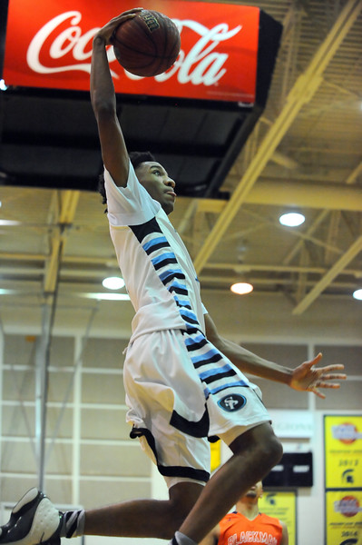 SP v Blackman Border Wars Basketball 1-30-16