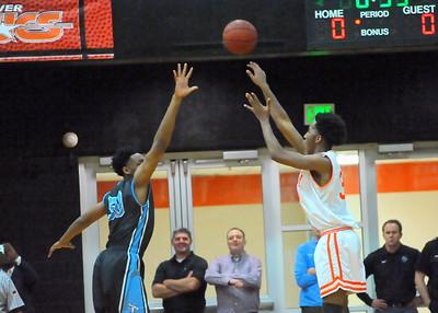 SP v Hoover Boys Basketball 1-29-16