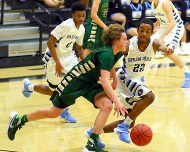 SP v Pelham Boys Basketball 12-8-15