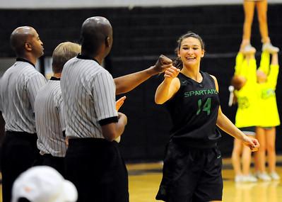 SP v Mtn. Brook Girls Basketball 1-8-16