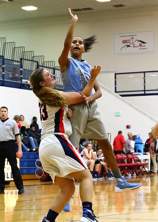 Spain Park Girl's Basketball 2015-16