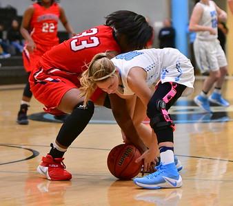 SP Girls Basketball 2016-17