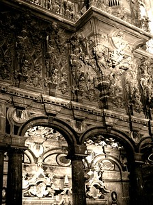 Cathedral, Sevilla, Spain