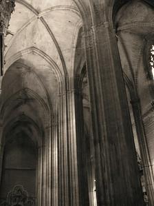 Cathedral, Sevilla, Spain