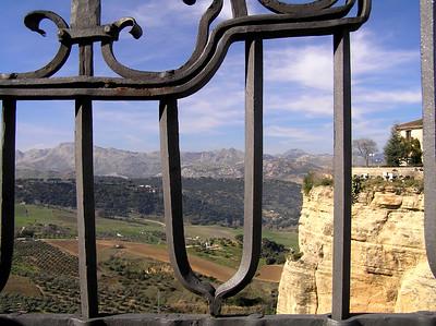 White town, Rhonda, Spain