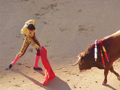 Bullfight in Madrid