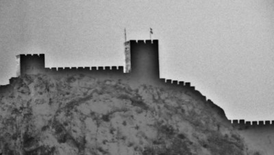Fortress north of Alicante