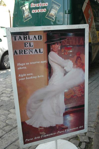 Sevilla - Flaminco