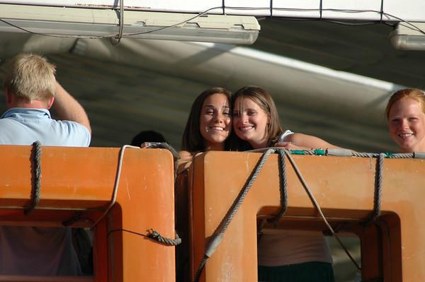 Sevilla - Jen's Friends