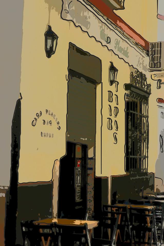 Tapas Bar, Sevilla