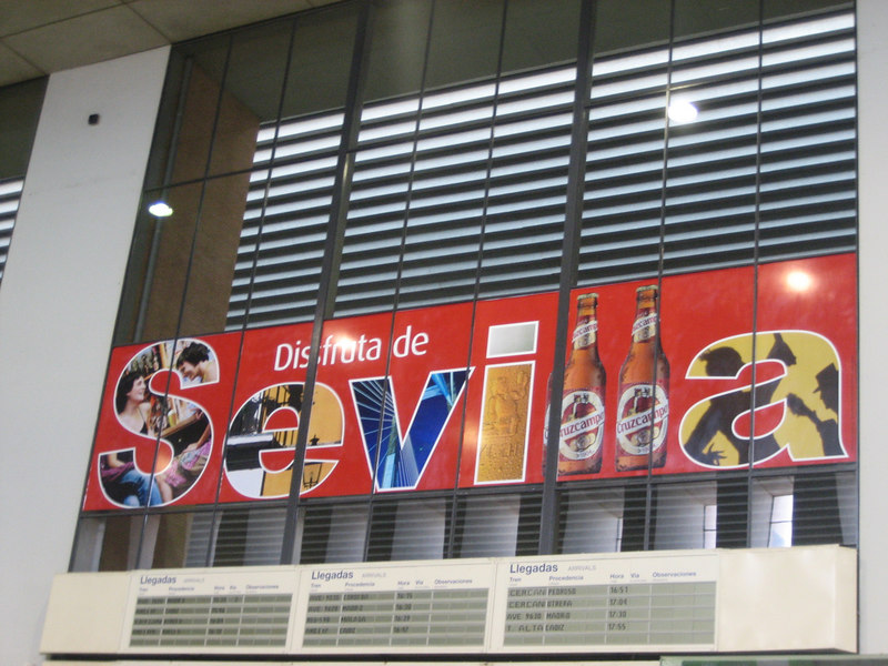 Welcome to Sevilla