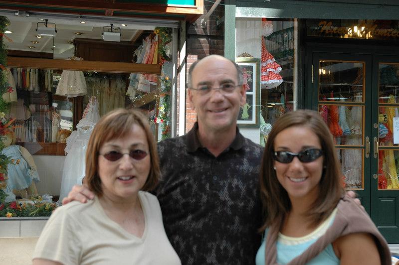 Rose, Harvey and Jen