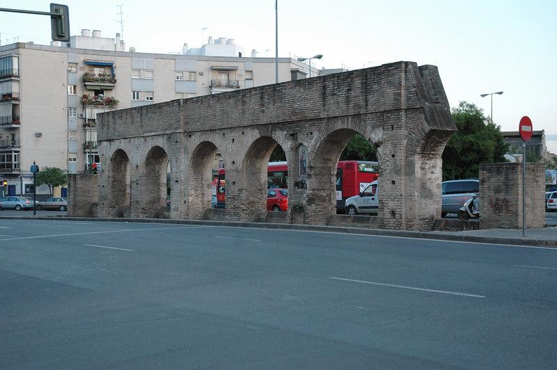 """Caños de Carmona"", old Roman Aqueduct"