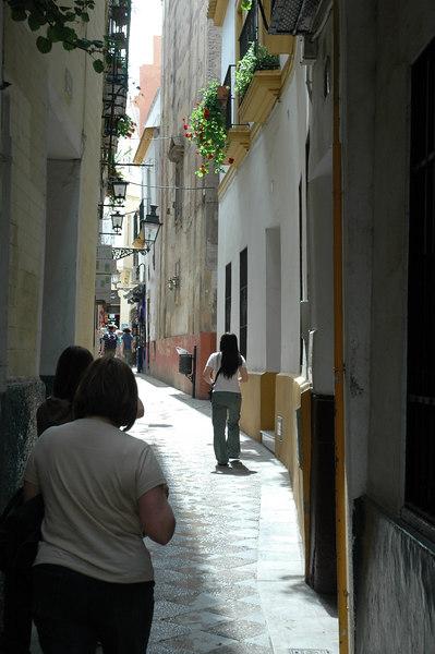 Barrio Santa Cruz (old Jewish Quarter)