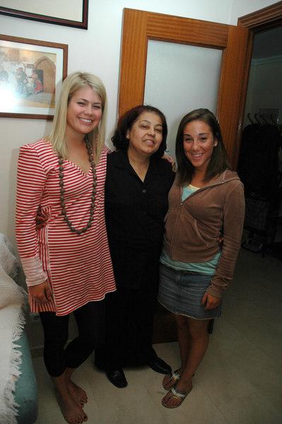 Katie, Carmella and Jen