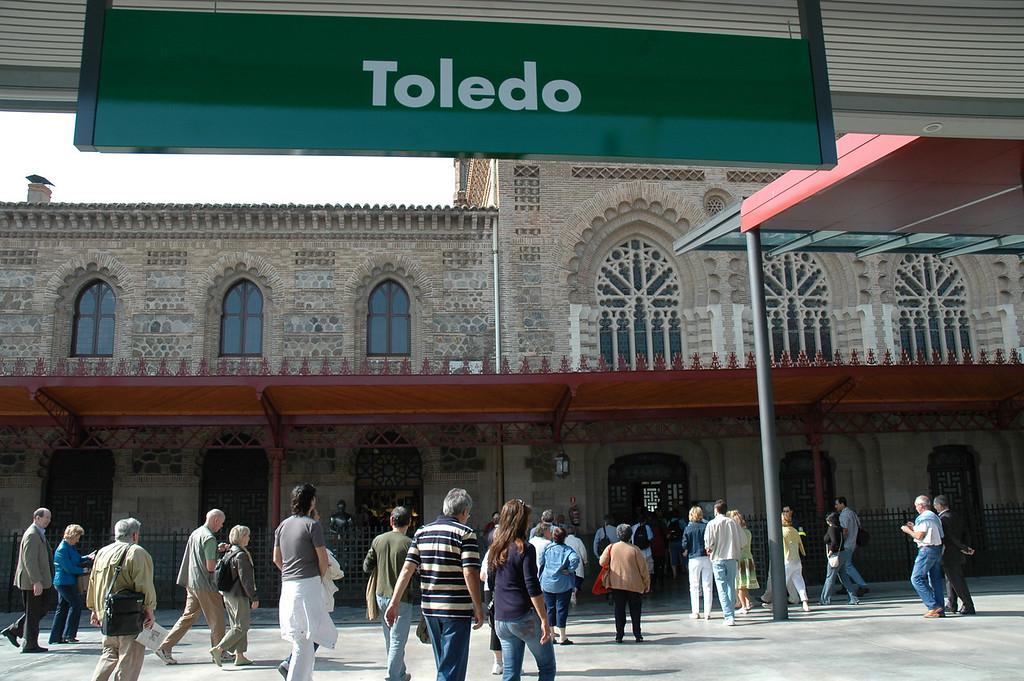 Toledo Train Station