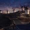 Windmills, Consuegra