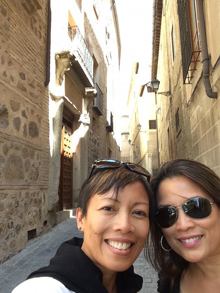 Toledo selfie!