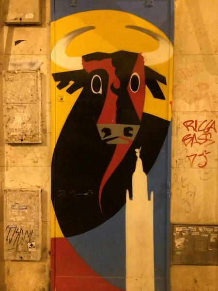 El toro!