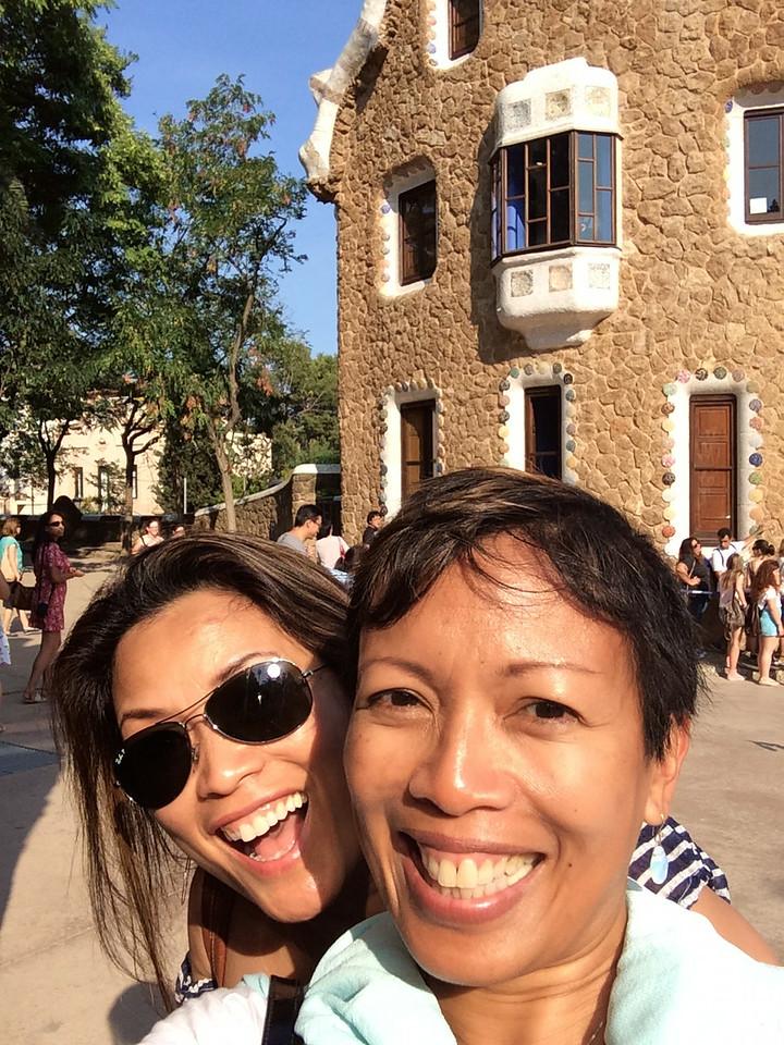 We were selfie happy!;-)