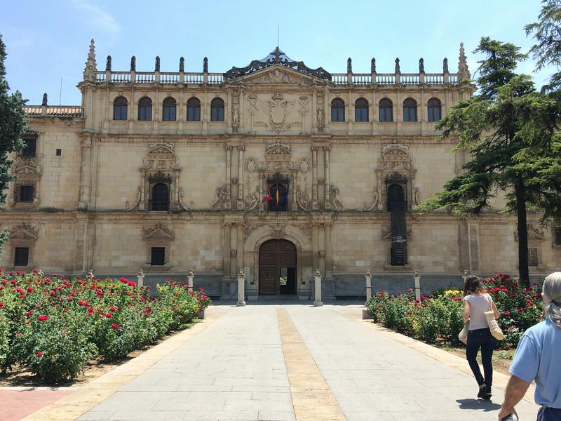 University at Alcala de Henares.