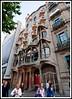 Barcelona - Gaudi's Casa Batllo.