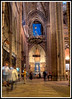 Barcelona Cathedral. This is a five frame HDR image.