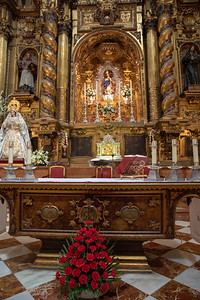 Visiting Andalusia during Semana santa required visits to a number of churches