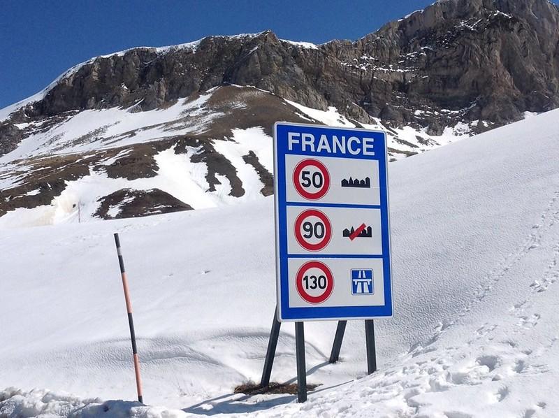 Пиренеи. По Арагону и граница с Францией