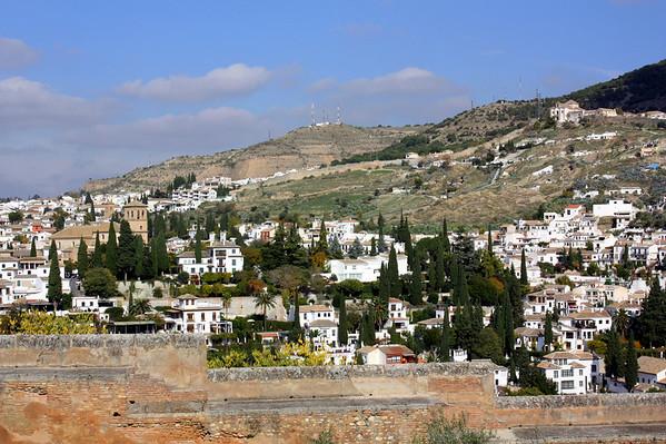 Alhambra - Views of the Albaycin / Albayzin - Coming Soon