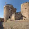 Watchtowers of Consuegra Castle