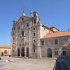 Church at Teresa of Ávila's birthplace