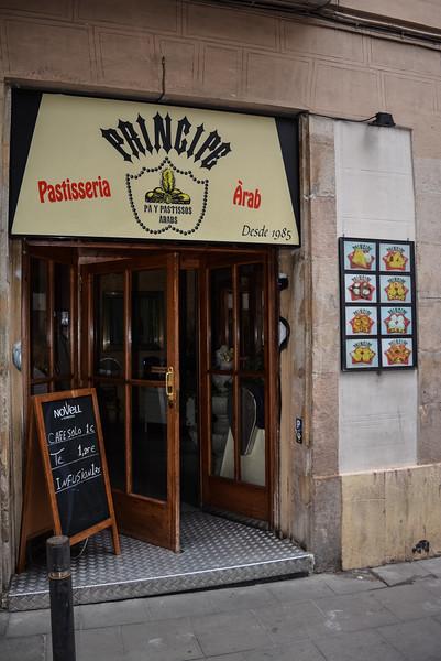 principe syrian bakery barcelona