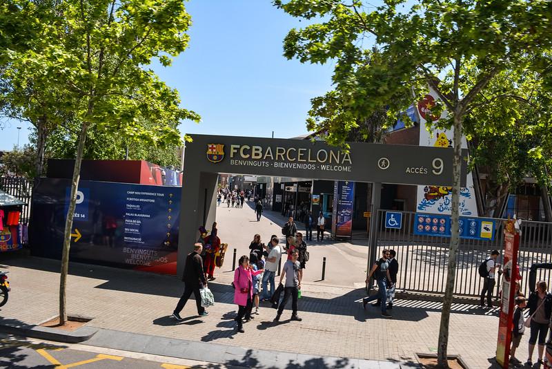 fc barcelona nou camp