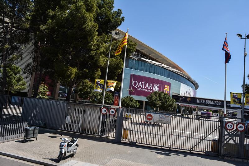 nou camp barcelona stadium