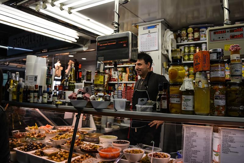 barcelona mass tourism market