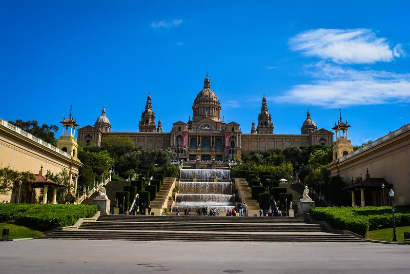 why visit barcelona palau nacional