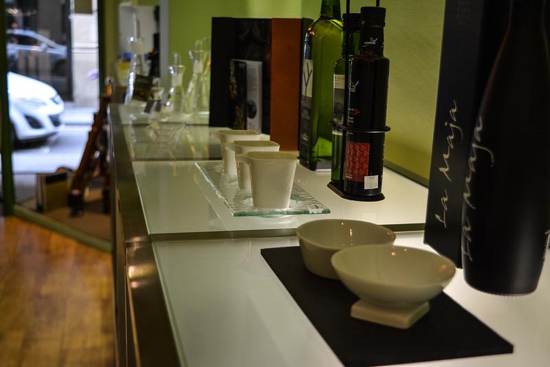 olive oil barcelona food tour