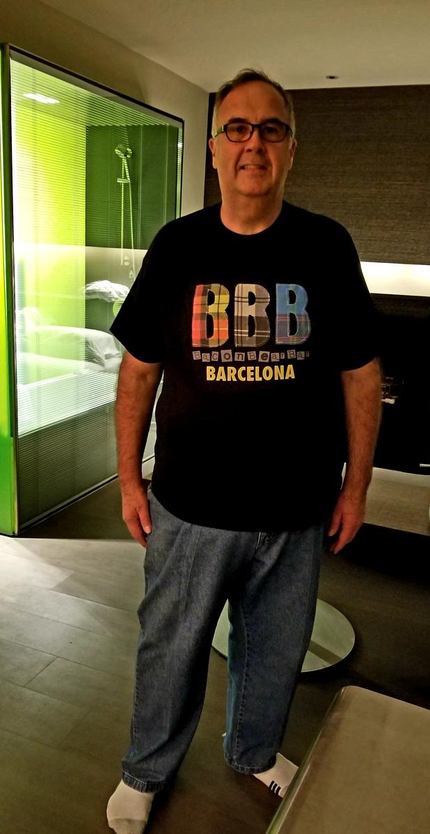Barcelona Nov 20 17