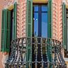 Gaudí House Balcony