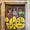 Doorway Graffiti