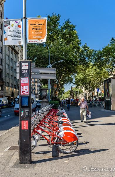Red Bikes