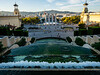 Catalan National Art Museum and Magic Fountain
