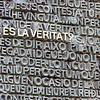 QUE ES LA VERITAT?, La Sagrada Família, Barcelona