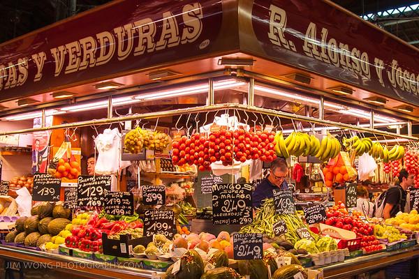 Mercat de Sant Josep, Barcelona