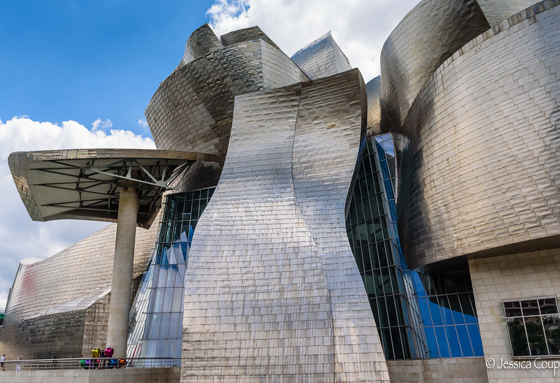 Frank Gehry's Curves