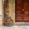 Bike by the Front Door