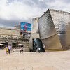 Guggenheim Bilbao Entrance