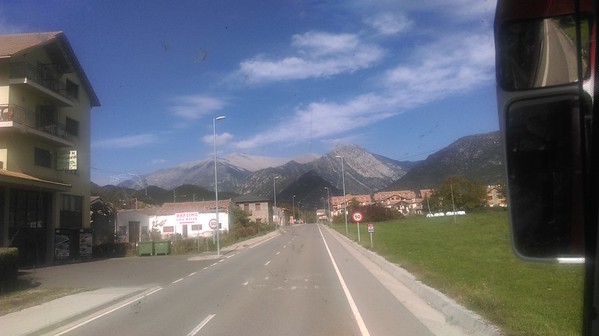 Benasque (via Barbastro)